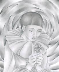 Pierrot III by Nyxity