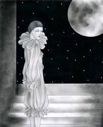 Pierrot V by Nyxity
