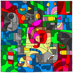 16th Birthday Coloring Challenge