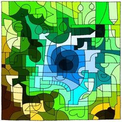 16th Birthday Coloring Challenge II