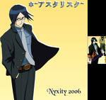 Ishida: Asterisk by Nyxity