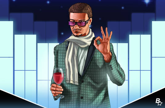 Gay Tony Prince from GTA TBoGT and GTA Online