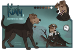 Ref Sheet: Kinly