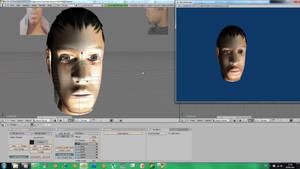 moi 3D avec meilleur eclairage by evin279