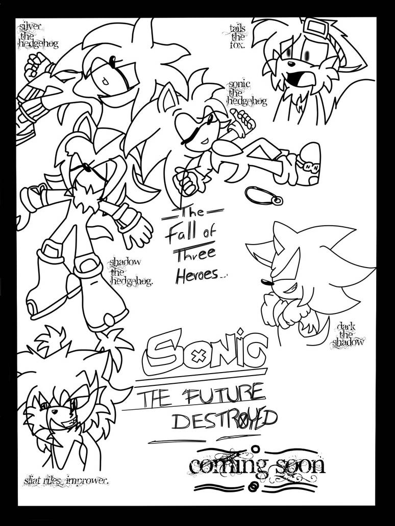 Sonic : The Future Destroyed  :Cartelera: