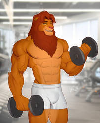 Savage workout!