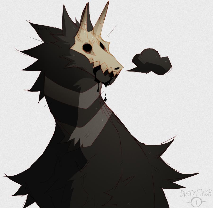 Demon by Dusty-Demon