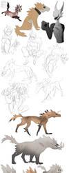 Sketch Dump no.32 by Dusty-Demon