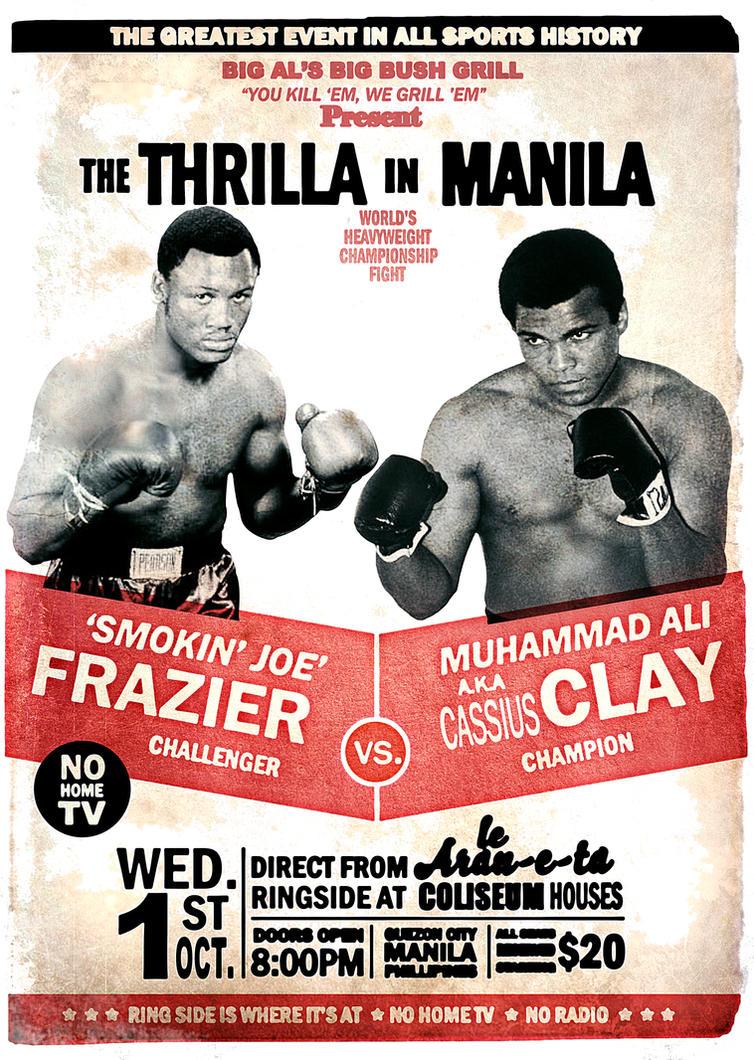 Grandes rivalidades de la historia del deporte The_thrilla_in_manila_by_juniordesignerer-d4da8mw