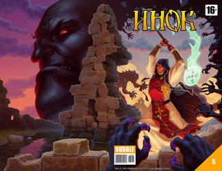 Inok V - comic cover