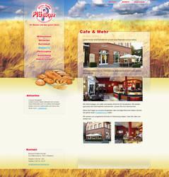Breadshop - Website