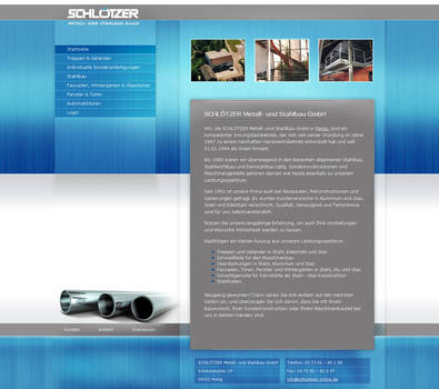 Metalconstruction 02 - Website