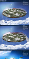 Floating Island Project
