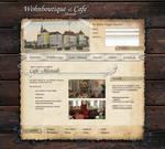 Antique-Furniture-Cafe Website