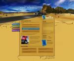 Van Driver Website