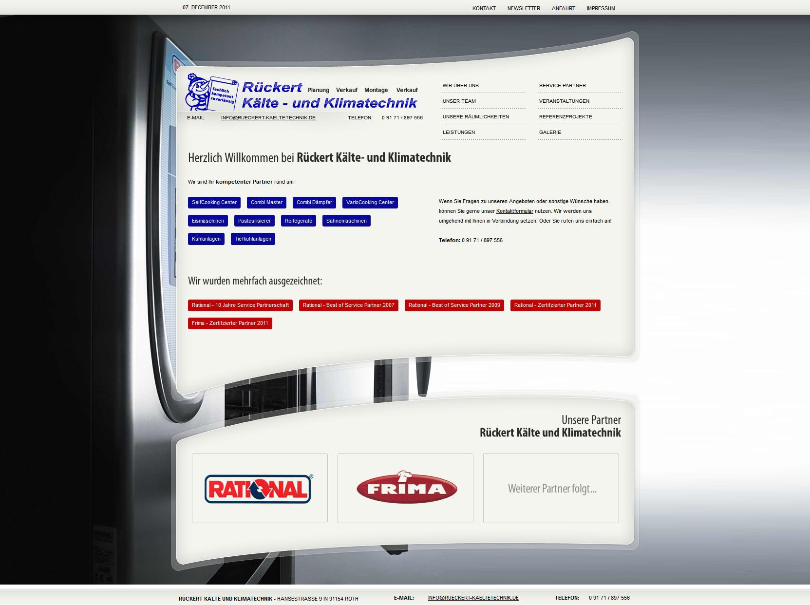 Refrigeration Technology - Layout