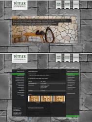 Stonemason - Weblayout