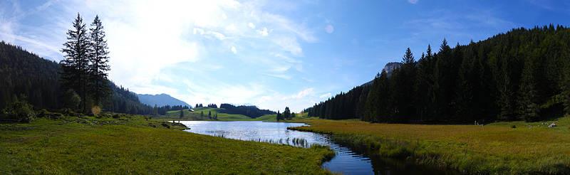 Austrian Peacefulness
