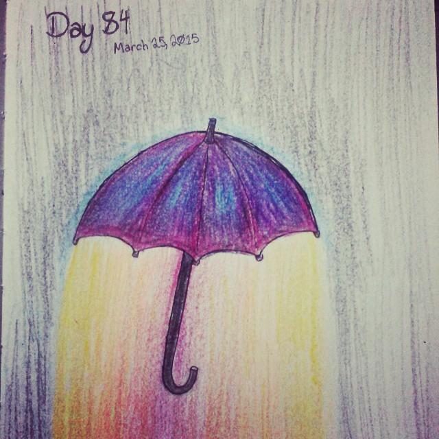 Day 84 || March 25, 2015 by RelishinaJar