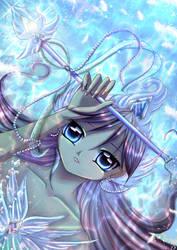 Swan princess by maviboncuk