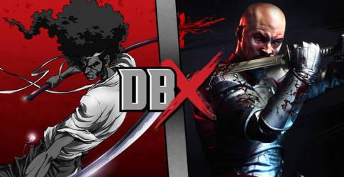 DBX Claim: Katanas, Bloodshed and Badasses