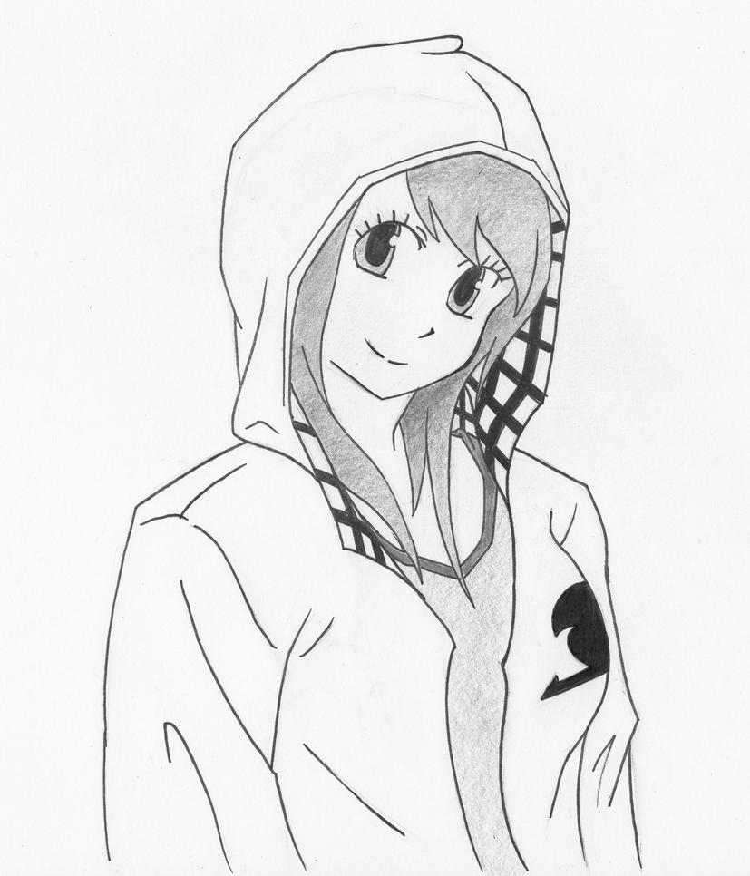 Fairy Tail Hoodie By RebeccaProductions On DeviantArt