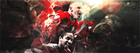 ManchesterUnited- Signature by francksgfx