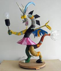 Discord Lamp by AriDash