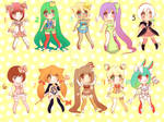 Adoptables OPEN [One Left]