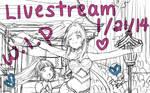 Livestream 1/21/2014