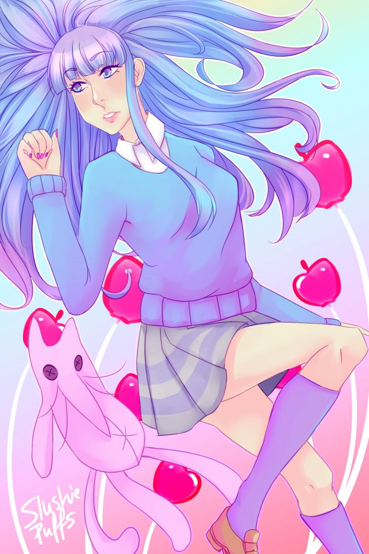 Girl (Daoko) by SlushiePuffs