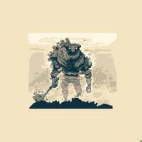Shadow Of The Colossus by eigenbom