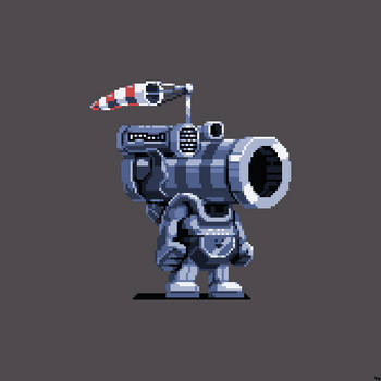 Cannonboy Mk2 by eigenbom