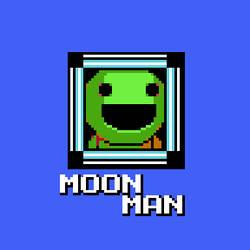 Megamoonman by eigenbom