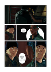 Detroit: Become Human (Comic Style)