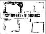 Asylum Grunge Corners