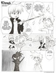 Buzzed Comic 3 page 1