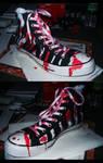 Blood Shoe