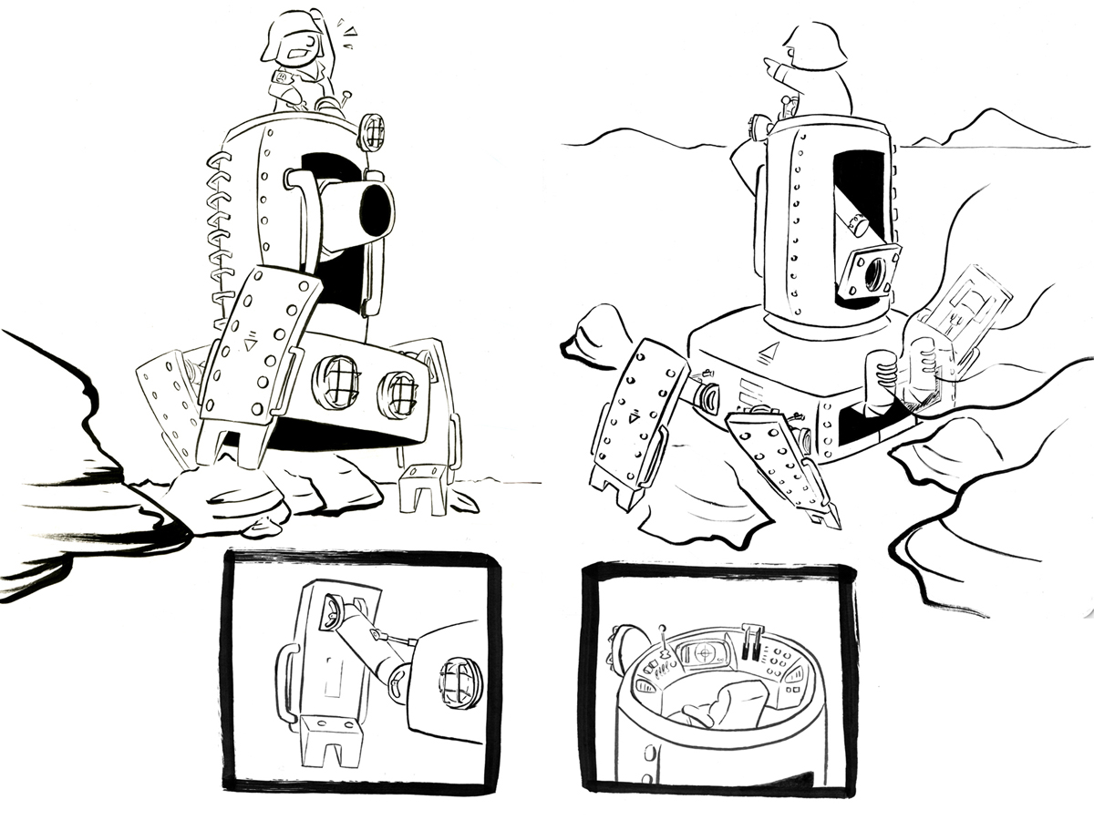 Gumball Tank by Blu-Hue