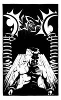 Frankenstein's Monster by Blu-Hue