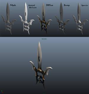 Diablo 3 Katar Render Passes