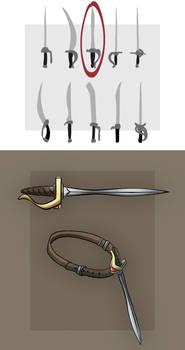 Eva's Sword
