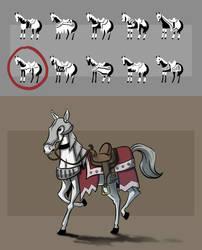 Eva's Horse