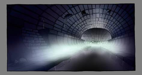 Sewer by Blu-Hue
