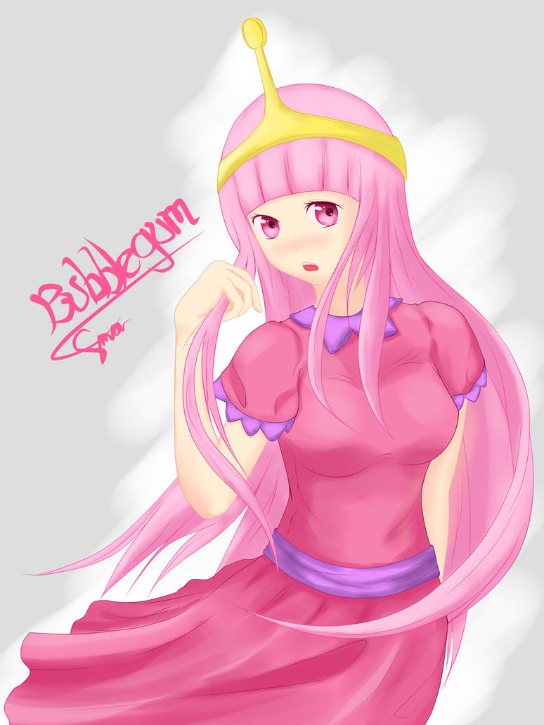 More Like Princess Bonnibel Bubblegum Anime Nude And Porn Pictures