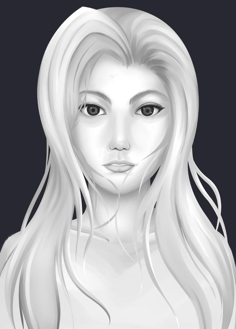 grayscale test by ShantiSMA