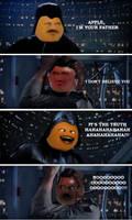 the annoying orange by byAndy