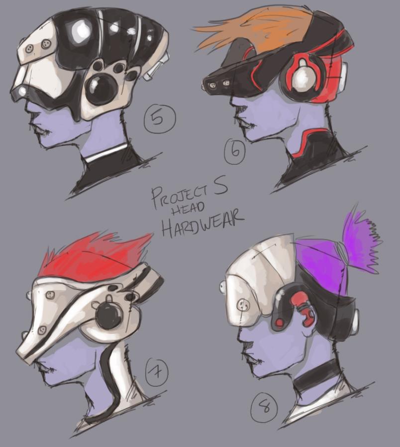 Project S Head Hardwear 5-8 by pictsy