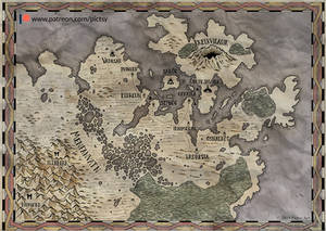 Menfanvatn - The Frontier of Horrors