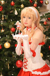Macross Frontier: Merry Christmas without you